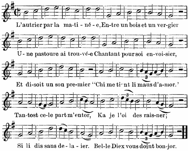 The project gutenberg ebook of a popular history of the art of music immediately following the troubadours came the trouvres who were simply troubadours of nobler birth and perhaps of finer imagination fandeluxe Image collections